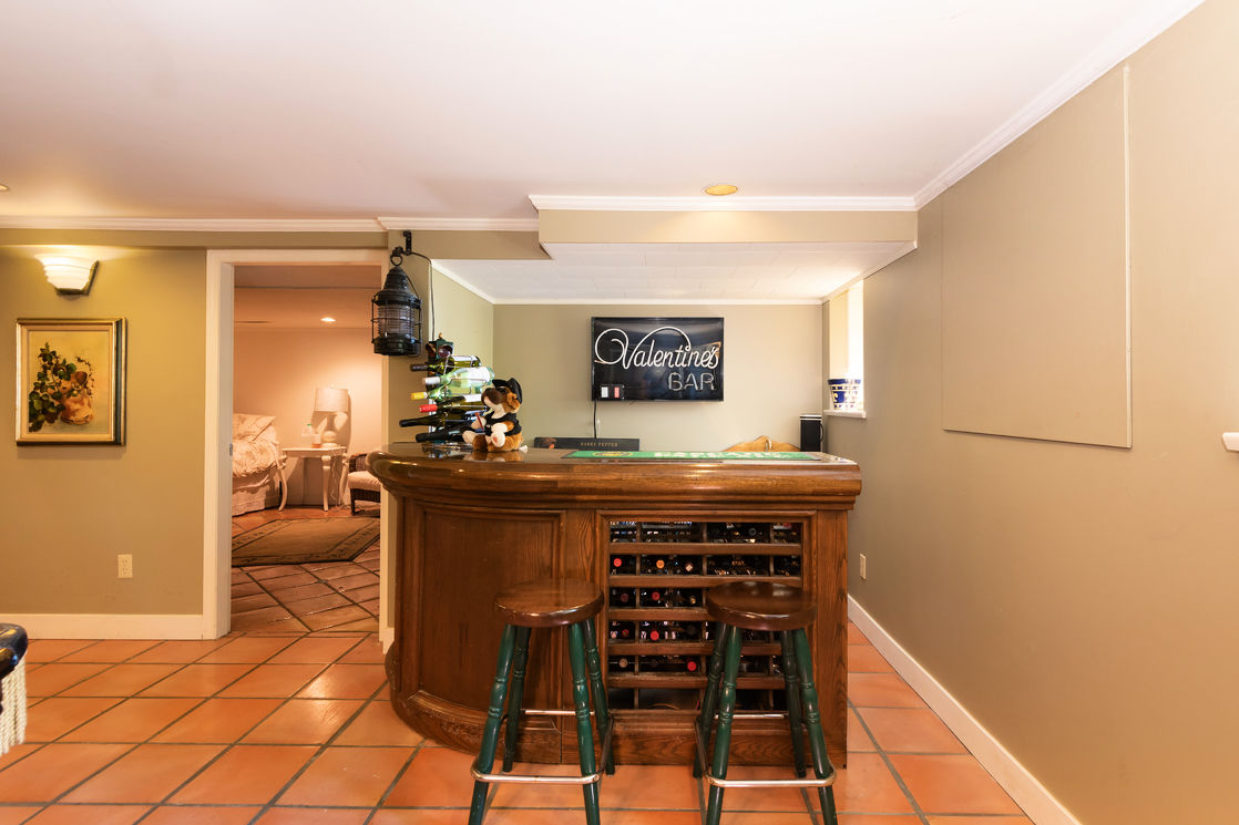 Rec Room Wet Bar